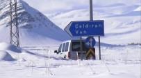 AHMET DOĞAN - Çaldıran-Doğubayazıt Karayolu Ulaşıma Açıldı