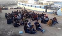 Çanakkale'de 181 Kaçak Göçmen Yakalandı