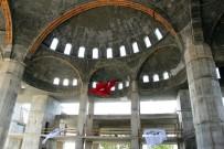 CAMİ İNŞAATI - ÇOMÜ'ye Yapılan 15 Bin Kişi Kapasiteli Caminin Kaba İnşaatı Tamamlandı