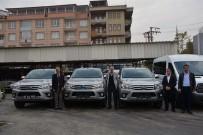 TOYOTA - Domaniç, Gediz Ve Kütahya Orman İşletme Müdürlüklerine 4 Yeni Araç