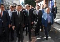 CUMALI ATILLA - Eker Ve Kayyum Olarak Atanan Belediye Başkanları, Sur İlçesini Gezdi