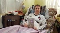 KANSERLE MÜCADELE - Felçli Kadın, Hasta Yatağında Şiir Kitabı Çıkardı