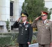 BIRINCI DÜNYA SAVAŞı - Genelkurmay Başkanı Akar'ın Romanya Ziyareti