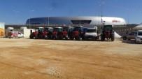 HATAY VALİSİ - Hatay'da Tarım Fuarı Açıldı