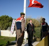 MURAT UZUNPARMAK - İlk Şehitler Anıtı'nda Tören