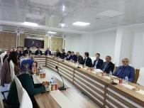 MUSTAFA KUTLU - Kasım Ayı İl Sağlık Koordinasyon Kurulu Toplantısı Yapıldı