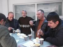 MEHMET NURİ ÇETİN - Kaymakam Çetin'den PTT Şubesine Ziyaret