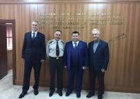 YAŞAR ÖZDEMIR - Kızılay'dan Yeni Alay Komutanına Ziyaret