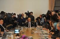 AHMET TANER KıŞLALı - Komisyon İlker Başbuğ'u dinledi