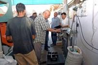AYVALı - Malatya Genelinde Ölçü Ve Tartı Aletleri Denetleniyor