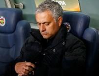 JOSE MOURİNHO - Mourinho: 'Fenerbahçe Şampiyonlar Ligi finali oynar gibiydi'
