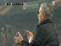 MOUSSA SOW - Mourinho golü ayakta alkışladı