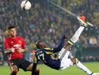 MOUSSA SOW - Moussa Sow'un golü rekor kırdı!
