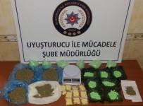 TRAFİK TESCİL - Ordu'da Uyuşturucu Hap Operasyonu