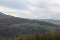 RÜZGAR TÜRBİNİ - Ordu Yaylalarında Rüzgardan Enerji Üretiliyor