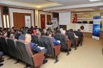 KEMAL ŞAHIN - Samsun'da Ar-Ge Ve Tasarım Merkezleri Fırsatları Anlatıldı