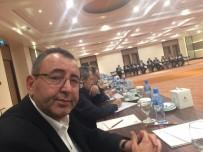 GIDA GÜVENLİĞİ - Serdar Akdoğan, Körfez Körfez İş Ve Yatırım Forumu'na Katılmak Üzere Bahreyn'e Gitti