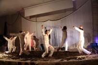 Seydişehir'de 'Ölümsüzler' Sahnelendi