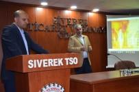 İŞÇİ GÜVENLİĞİ - Siverek'te İş Ve İşçi Güvenliği Semineri