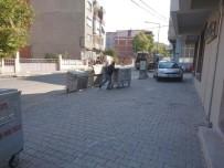 ÇÖP KONTEYNERİ - Soma Belediyesi Çöp Konteynırlarını Yeniliyor