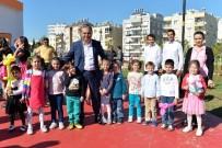 BUZ PATENİ - Teneffüs Park Açılıyor