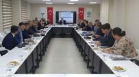 ŞAFAK BAŞA - TESKİ Güz Dönemi Yatırım Değerlendirme Toplantısı Yapıldı