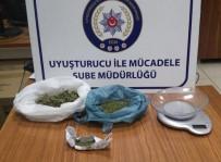 BAHÇECIK - Trabzon'da Esrarla Yakalanan 2 Torbacı Tutuklandı
