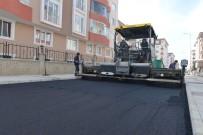 ALİ KORKUT - Yakutiye Belediyesi'nden Yol Çalışması