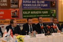 İŞ GÖRÜŞMESİ - 250 Yabancı İşadamı Bursalı Firmalarla İşbirliğinin Yollarını Arayacak