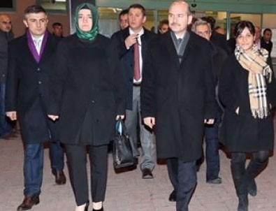 3 Bakan ve milletvekilleri Adana'da!