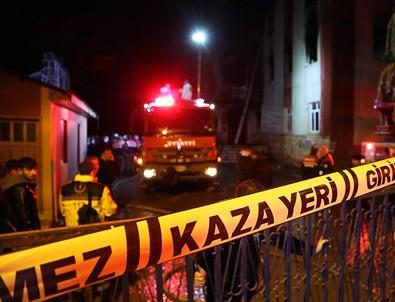 Adana'da özel öğrenci yurdundaki yangınla ilgili 6 kişiye gözaltı