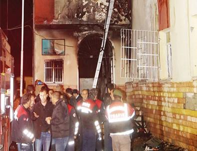 Adana'daki yangın faciasına yayın yasağı