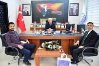 İSTİŞARE TOPLANTISI - AFAD Müdürü Yılmaz Lapseki Belediyesi'ni Ziyaret Etti
