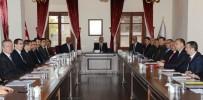 ERHAN GÜNAY - Afyonkarahisar'da Kışa Hazırlık Ve Karla Mücadele Toplantısı Yapıldı