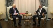 MUSTAFA AKINCI - Akıncı İngiltere Dışişleri Bakanını Kabul Etti