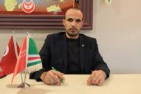 MAZLUM - Anadolu Selçuklu Derneği Genel Başkanı Ayetullah Geçen Açıklaması