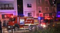 ÇOCUK HASTALIKLARI - Apartmandaki Elektrik Panosu Yangınında 5 Kişi Hastanelik Oldu