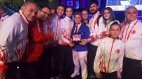 GÜREŞ - Aydınlı Güler Gençtürkoğlu, Taekwondo'da 'Dünyanın En İyi Bayan Hakemi' Seçildi
