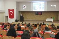 CEVDET YILMAZ - 'Bafra'da Kültür Turizminin Temelleri-1 Açıklaması Ulaşım' Konferansı