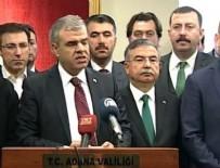 OLAY YERİ İNCELEME - Başbakan Yardımcısı Kaynak'tan faciayla ilgili açıklama