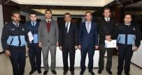 SELAHATTIN GÜRKAN - Başkan Gürkan, Zabıta Görevlilerine Teşekkür Belgesi Verdi