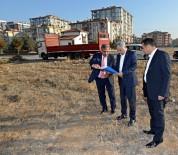 BEYDAĞı - Başkan Polat Park Çalışmalarını İnceledi