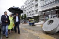 YAYALAŞTIRMA - Başkan Türel'den Yatırım Turu