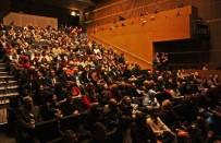 OSMAN NURİ CANATAN - Bergama'da Dinleyenleri Mest Eden Türk Halk Müziği Konseri