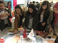 FAKÜLTE - BEÜ Balıkesir'de Üniversite Tanıtım Fuarına Katıldı