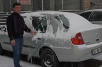 BİTLİS - Bitlis'te Kar Yağışı
