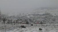 HAMIDIYE - Bozüyük'te Kar Yağışı Etkili Oldu