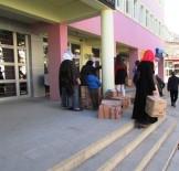 ÖMER ŞAHIN - Bulanık Belediyesinden Halka Yardım