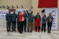 SMYRNA - Çeşme'de Yelkenler Lösemili Çocuklar İçin Açıldı