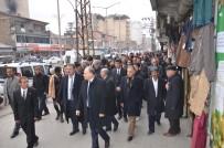 MEHMET GÖKDAĞ - CHP Heyeti Yüksekova'da